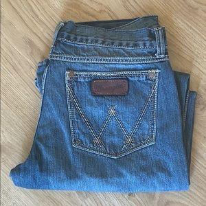 Wrangler slim bootcut retro jean